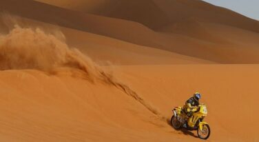 20 Years Ago: 21st Dakar Rally