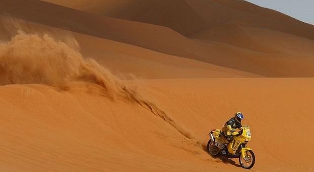 20 Years Ago: 21st Dakar Rally