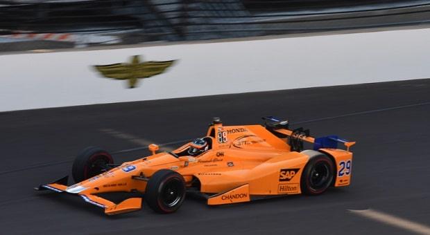 McLaren, Alonso Split
