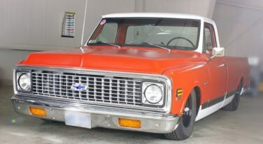 Calendar Car: Cam Guillou's 1972 Chevy C10