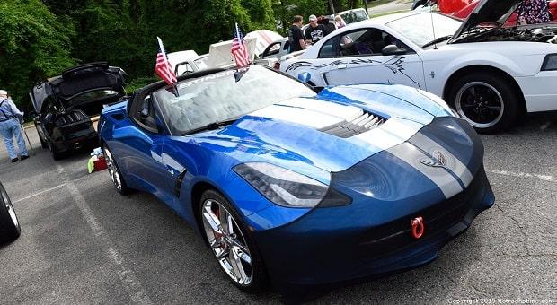 Gallery: Bethesda Car Show