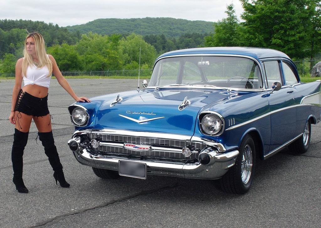 Calendar Car: Rick Astle
