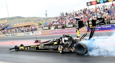 Will Bandimere Speedway Continue Torrence's Top Fuel Mastery?