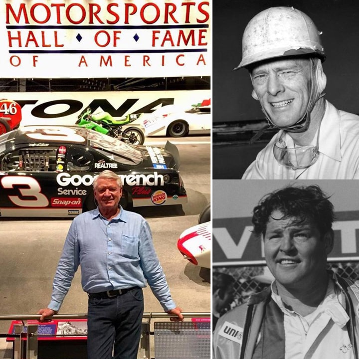 Motorsports Hall of Fame of America Names 2020 Inductees