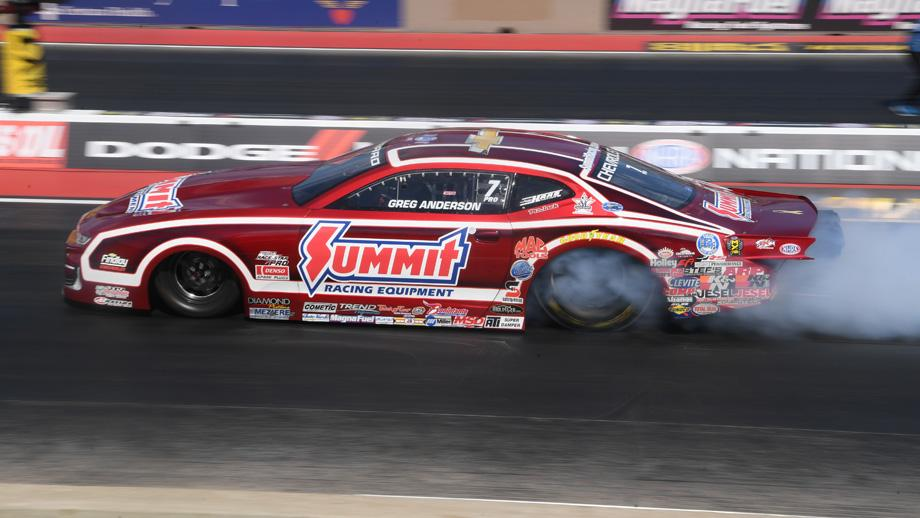 Torrence, Johnson and Anderson Earn Mile High Victories at Dodge Mile-High NHRA Nationals