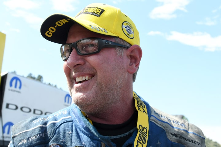 Tommy Johnson Jr.'s 35-year Quest to Win at Denver