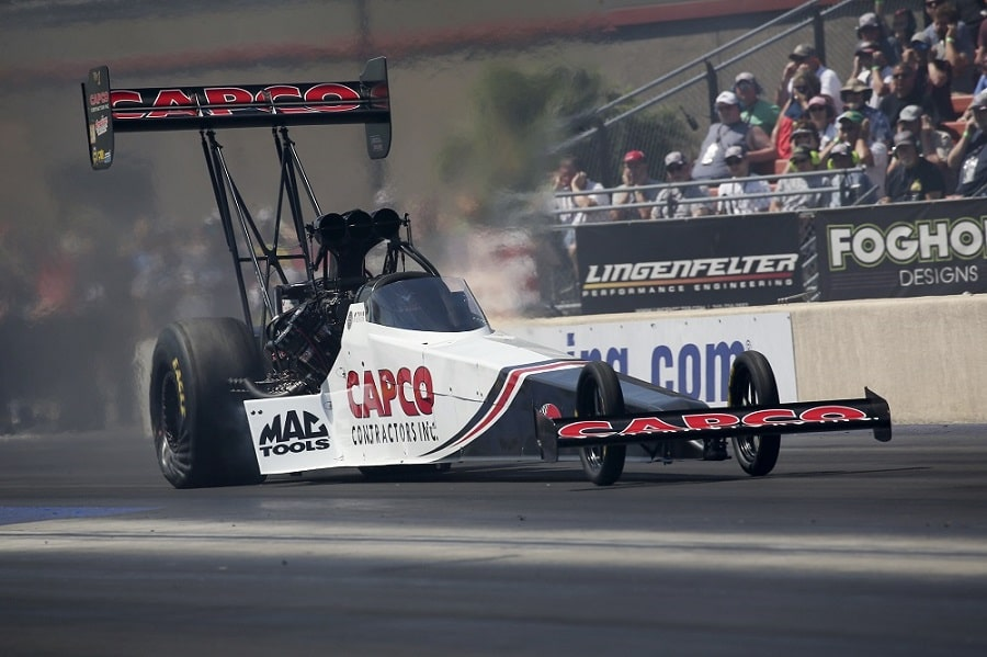 Defending NHRA Event Champions Back on Top at New England Dragway