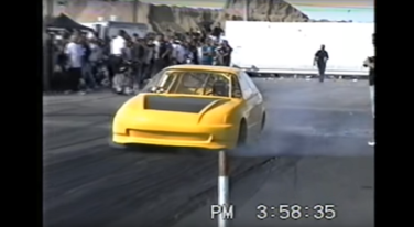 20 Years Ago: First Ever 9 Second FWD Quarter Mile