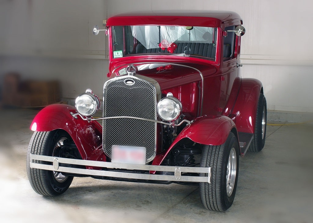 Calendar Car: Cam Guillou