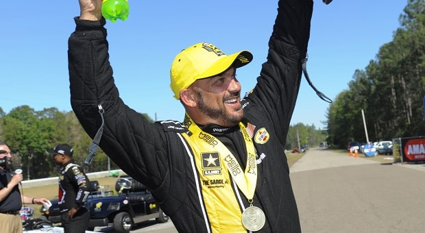 20 Years Ago: Tony Schumacher Shattered the 330mph Barrier