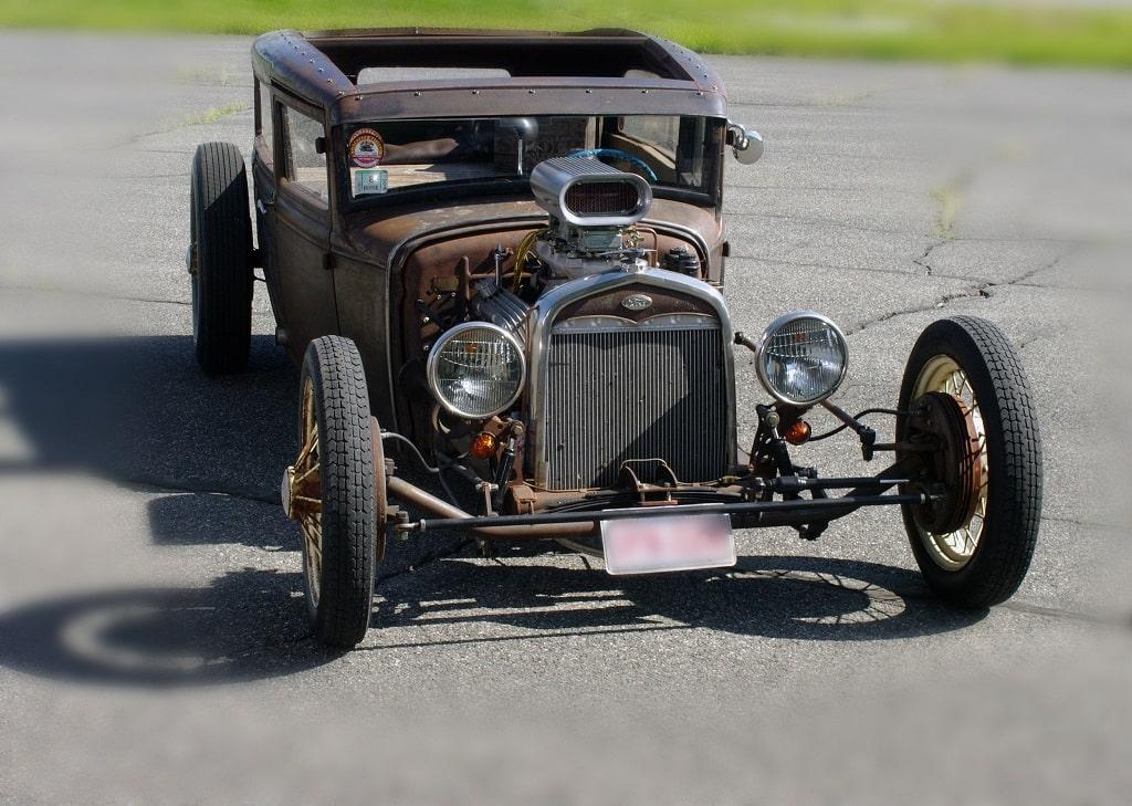Calendar Car: Chris Flood