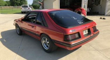 Today's Cool Car Find is this Coyote Swapped 1983 Mercury Capri