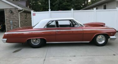 Today's Cool Car Find is this 1962 Chevrolet Impala for $29,500