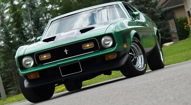 Muscle Car Madness: 1972 Ford Mustang Mach 1 351 – RacingJunk News