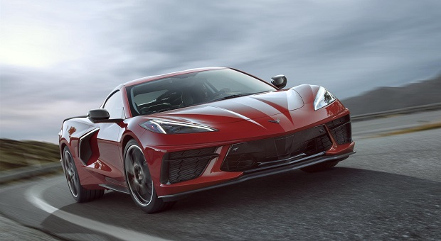 2020 Chevy Corvette Stingray Price Set