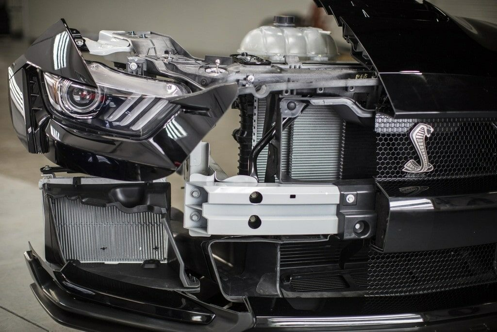 Details On the New 2020 Mustang Shelby GT500
