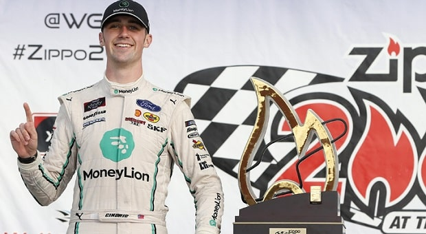 Austin Cindric Heads Home for Redemption