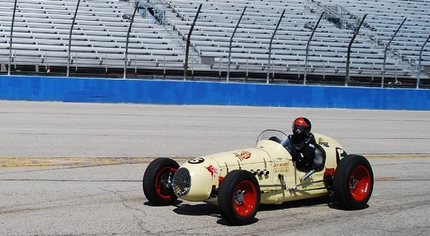 25th Annual Miller Meet Honors Famous Racing Cars