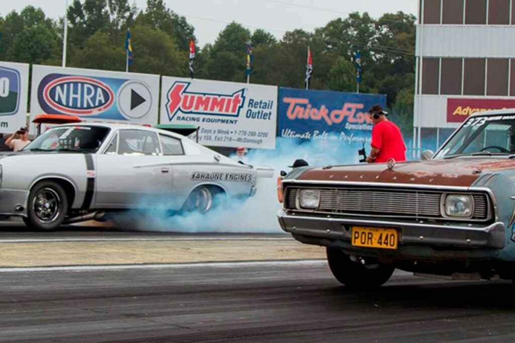 Getting You (and Your Car) Ready for Drag Week