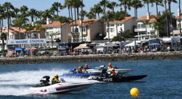 Long Beach Sprint Nationals take over Marine Stadium