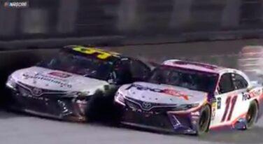 Moffitt, Reddick, Hamlin Win at NASCAR Bristol