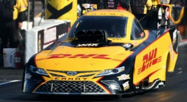 """J.R. Todd aiming for NHRA Indy """"Hat Trick"""""""