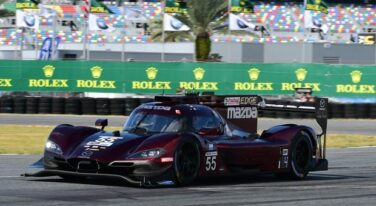 Mazda Team Joest has Turned the Corner