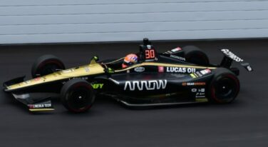 McLaren to INDYCar