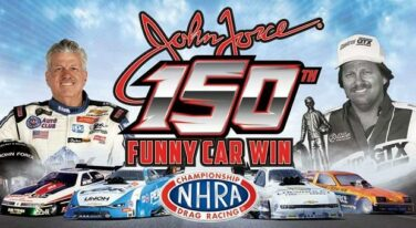 John Force Earns 150th Career Victory at NHRA Northwest Nationals