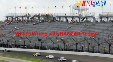 What's Really Wrong with NASCAR?