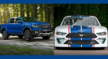 Ford Introduces Sporty Ranger FX2 Package; New Xfinity Mustang for 2020