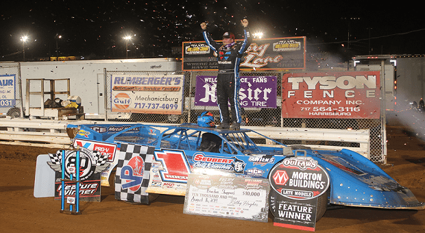 Sheppard and Zeigler Score Big in PA