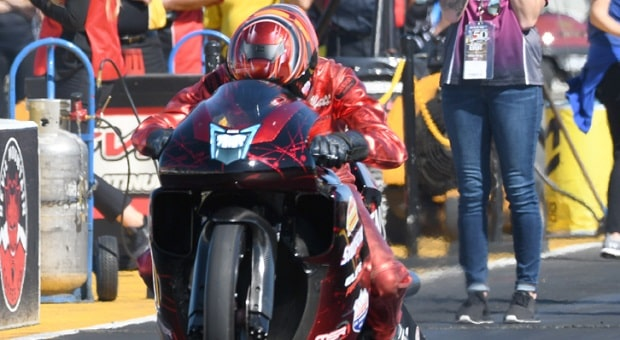 Andrew Hines the Pick for Six Pro Stock Motorcycle Titles