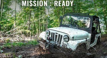 Roxor: The Off-Road-Only Off-Road Vehicle