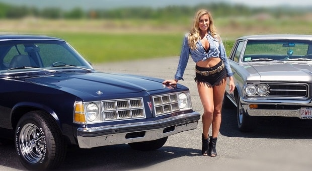 Calendar Car: Ken and Erica Vosburg's 1977 Pontiac Ventura