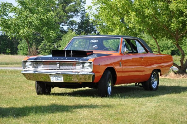 1967 Dodge Dart >> Today S Cool Car Find Is This 1967 Dodge Dart Racingjunk News