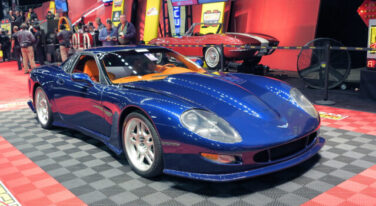 20 Years Ago: The Callaway C12 Corvette