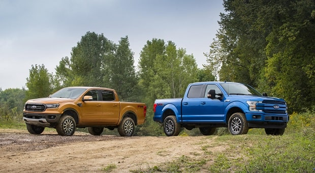 Ford Ranger and F-150 Owners Get New Lift-Kit Options