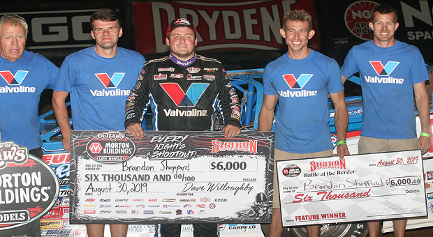 Sheppard Takes WoO Battle at the Border