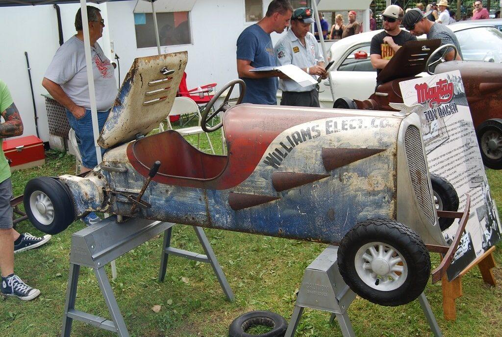 Maytag Man's Mini Racers