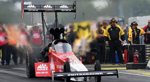 Doug Kalitta Finally Earns U.S. Nationals Top Fuel Win