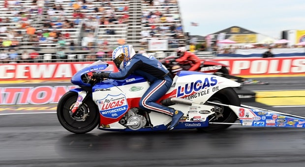 NHRA Sets 2020 Pro Stock Motorcycle Schedule