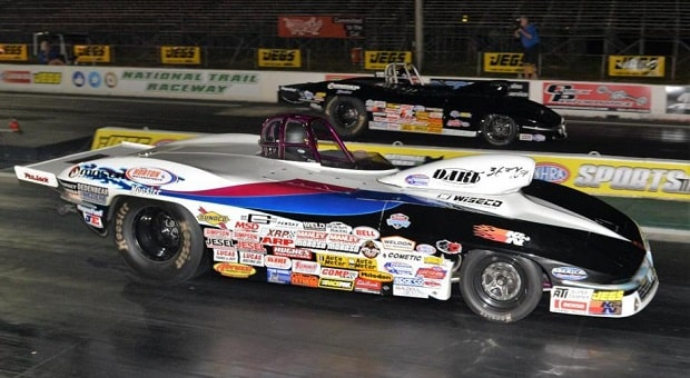 Pair of Former NHRA World Champions Earn Shootout Titles at JEGS SPORTSnationals