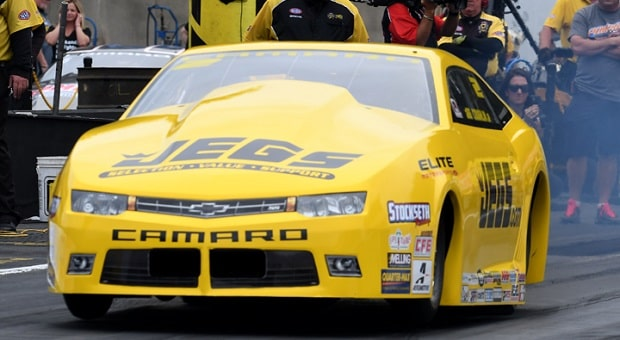 Jeg Coughlin Jr. Primed for St. Louis NHRA Success