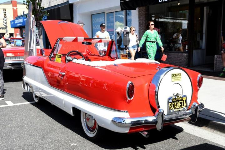 Belmont Shores Car Show Celebrates 30 Years