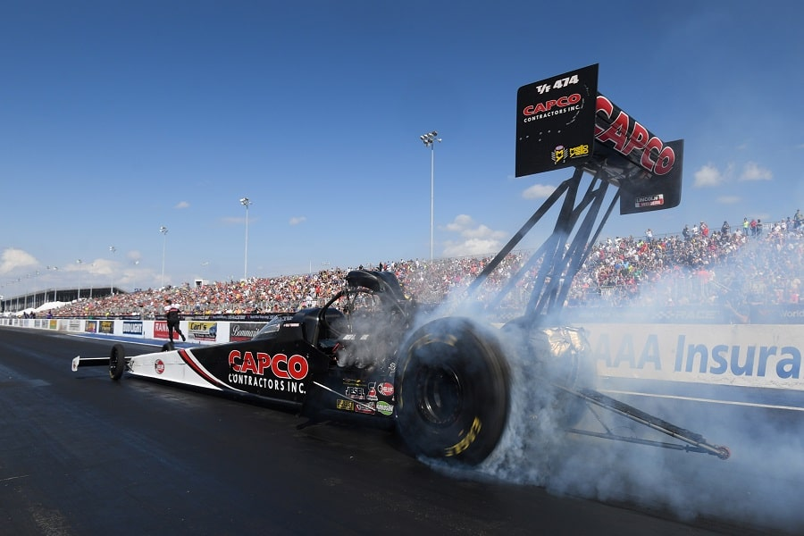 Torrence, Langdon and Enders Earn Countdown Victories at AAA Insurance NHRA Midwest Nationals