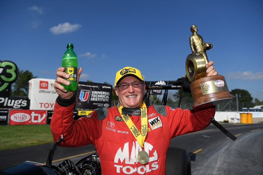 Droughts Ended at NHRA Chevrolet Performance U.S. Nationals