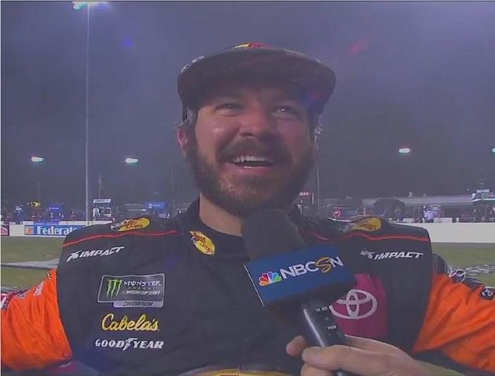 Joe Gibbs Racing Dominates at Richmond NASCAR Race