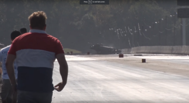 [Video] Huge Crash During Day Two of Drag Week