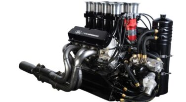 Ford Performance/Tony Stewart Racing's New FPS 410 Sprint Car Engine Already a Winner